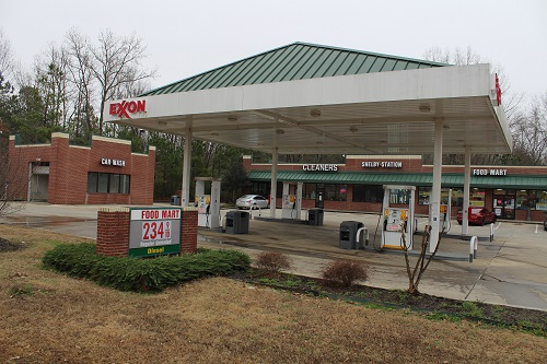 Exxon gas stations Florida