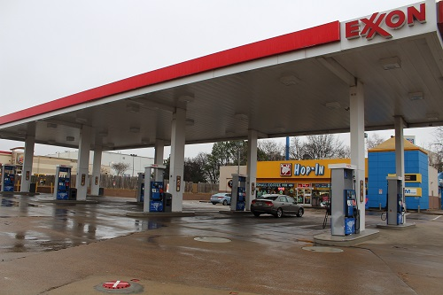 Exxon gas stations in Florida