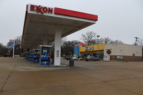 Exxon gas stations in Mississippi