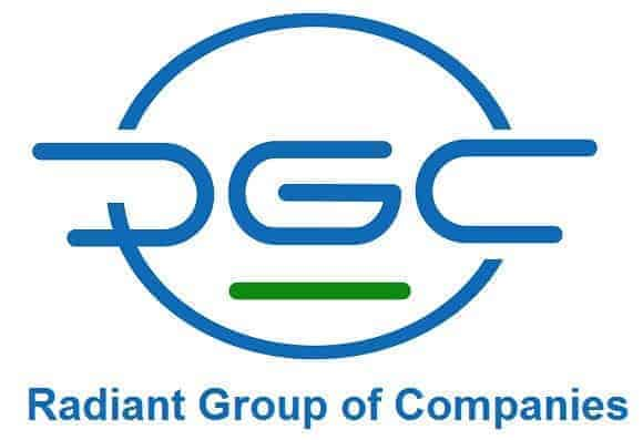 Radiant Group logo